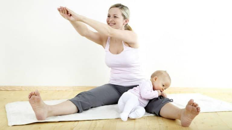 Višak kilogama nakon poroda – kako se vratiti u formu?
