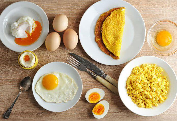 Jaja u trudnoći