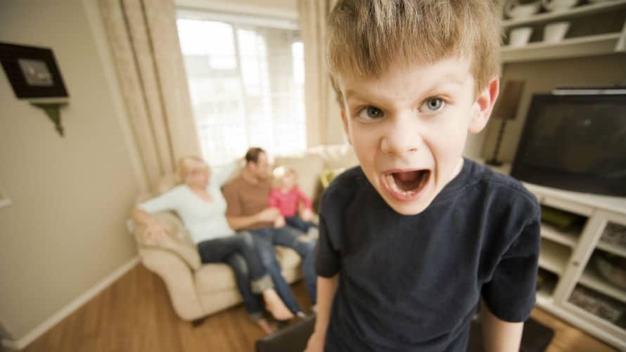 Agresivno dijete
