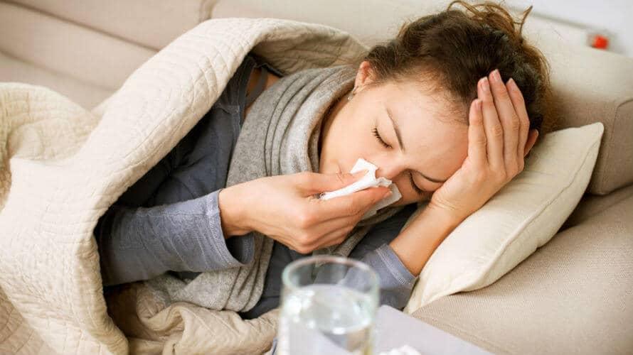 Gripa i prehlada u trudnoći