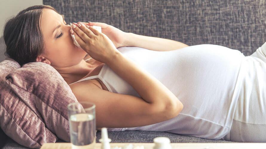 Gripa u trudnoći