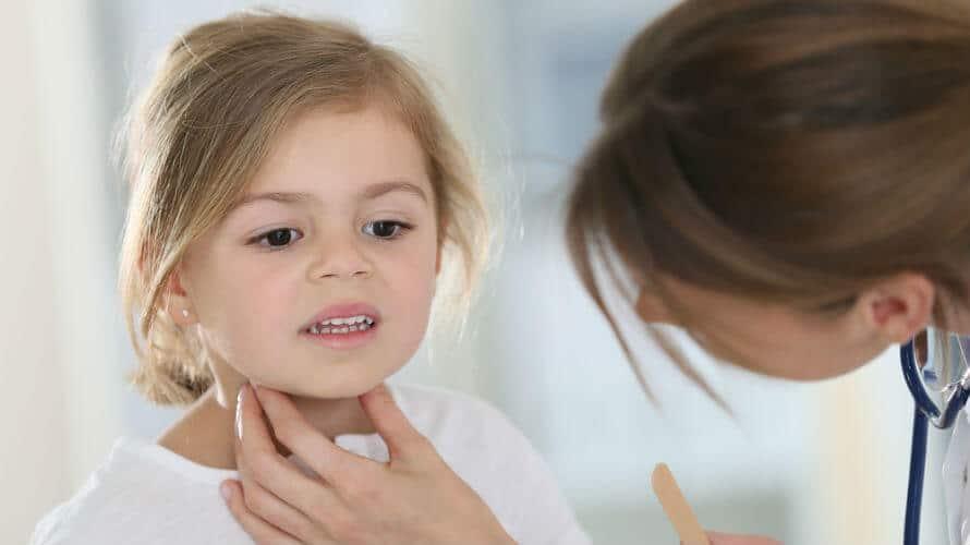 Laringitis kod djece