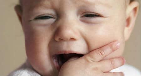 Izbijanje prvih zubića