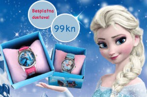 Naruči Frozen sat