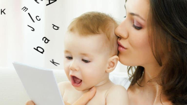 Razvoj govora kod beba i djece