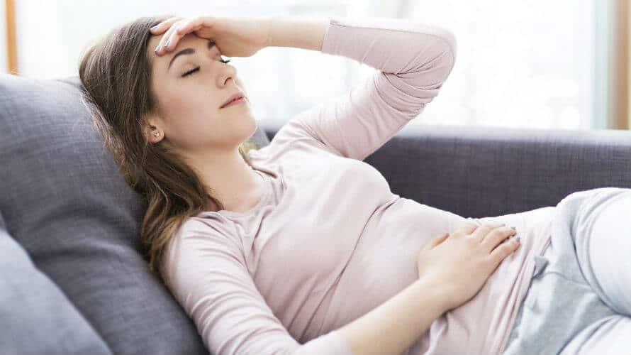 Menstruacija u trudnoći