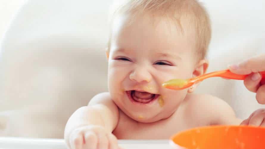 Zdrave kašice za bebe