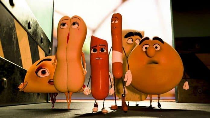 Osvrt na film: Sausage Party, animirana komedija (NIJE KIDS FRIENDLY)