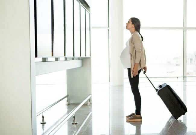 Putovanje u trudnoći