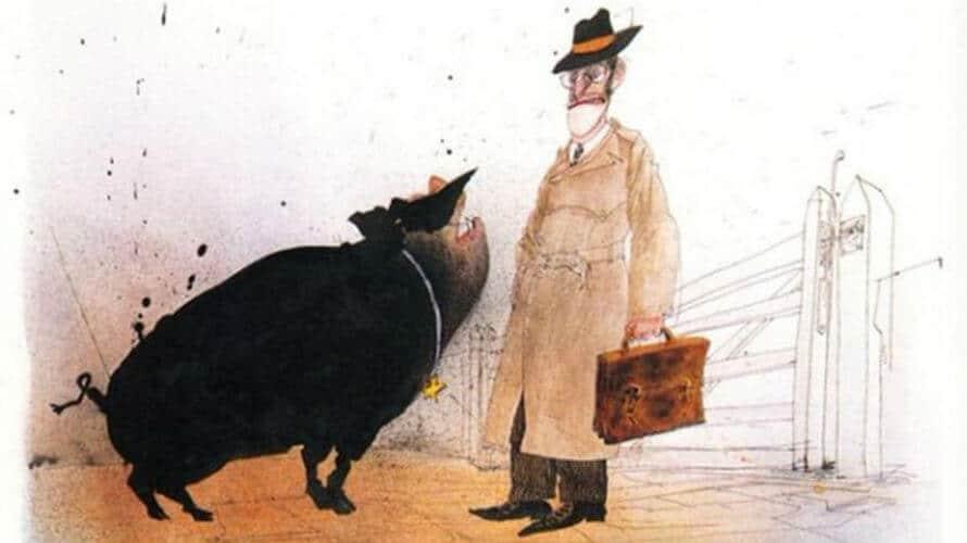 Životinjska farma, George Orwell