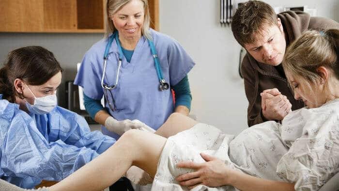 Epiziotomija na porodu