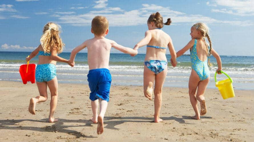 Sunčanica kod djece