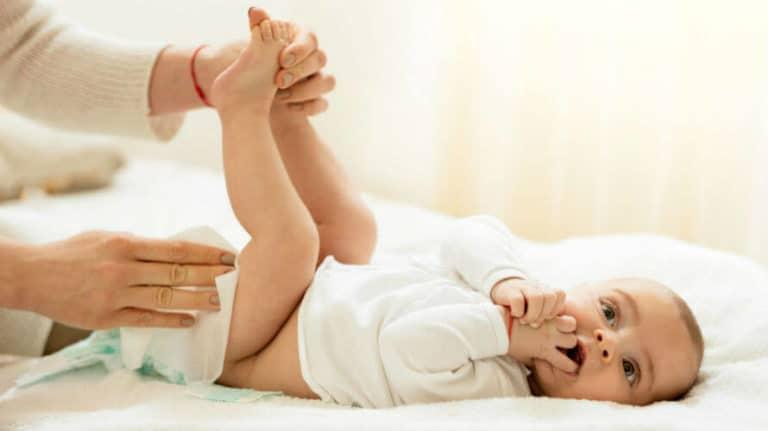 Zelena stolica kod beba: kada je vrijeme za brigu?