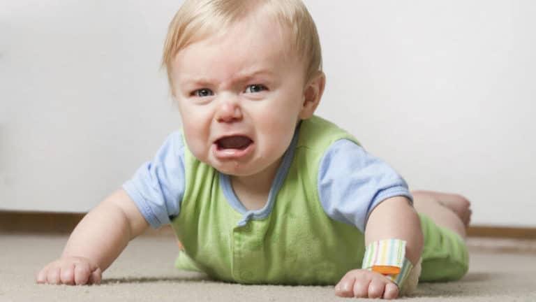 Temper tantrum (izljev bijesa kod djece) – što je i kako se nositi s njim?