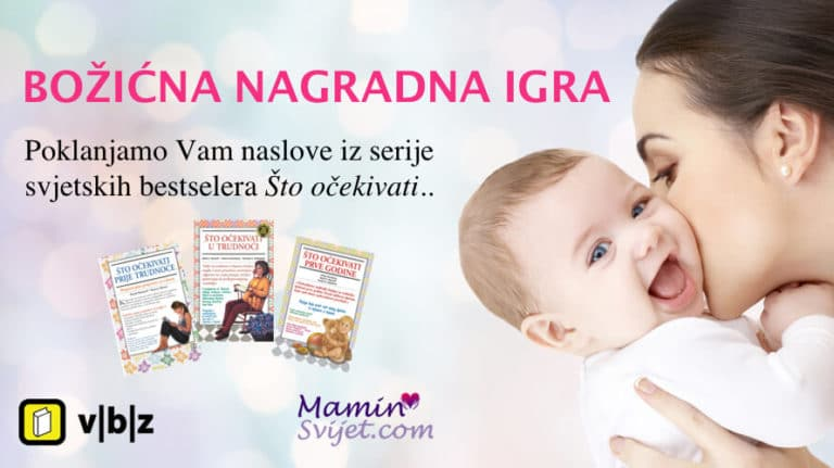 DOBITNICI: Mamin svijet i v|b|z ti daruju najbolji božićni poklon!