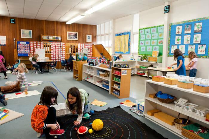 Montessori pedagogija