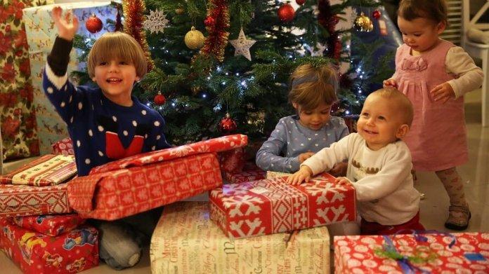 Što kupiti djetetu za Božić?