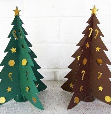Uradi sam: Božićno drvce