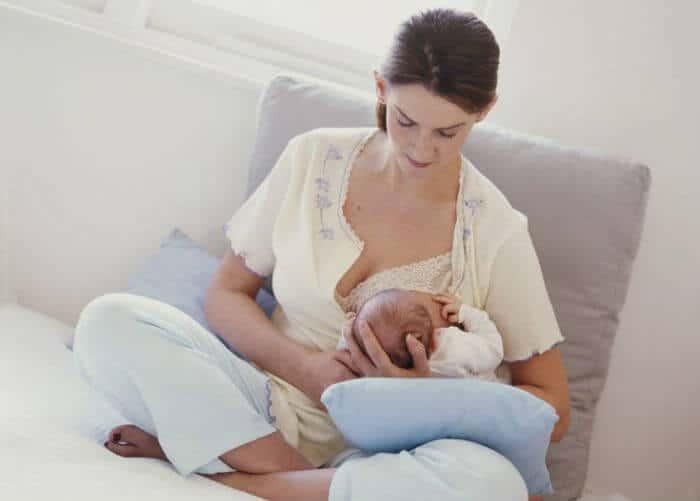 Položaji za dojenje