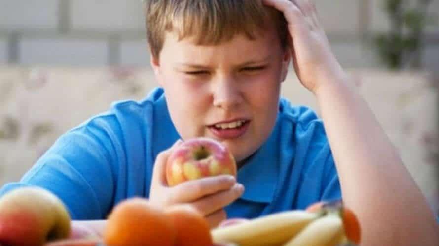 Pretilost kod djece