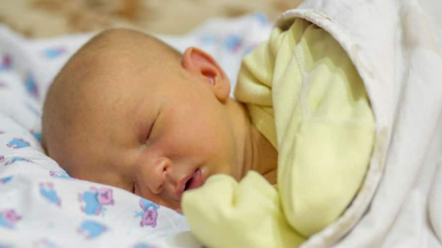 Žutica kod beba