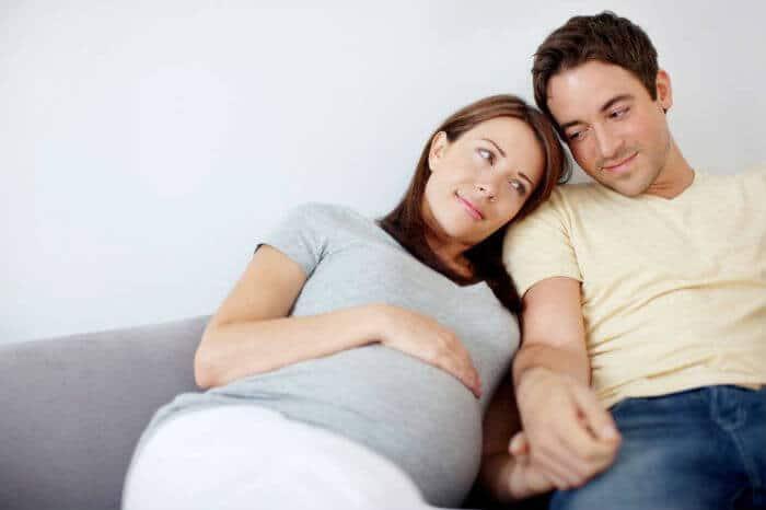 Tata na porodu