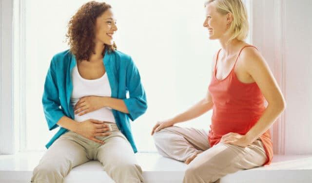 Vrtoglavica i nesvjestica u trudnoći