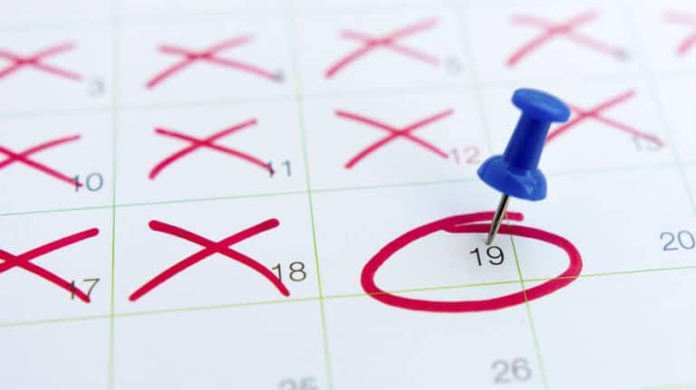 Kalendar ovulacije i plodnih dana – kako izračunati plodne dane?