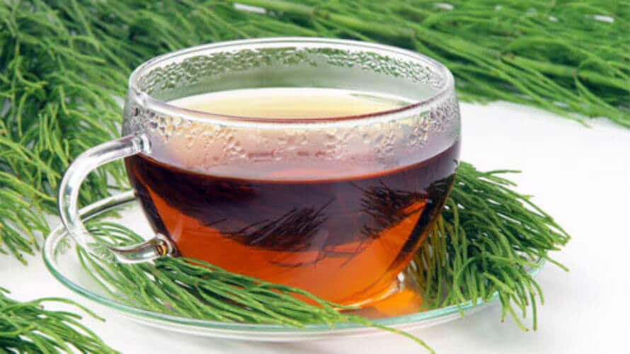 Čaj od preslice