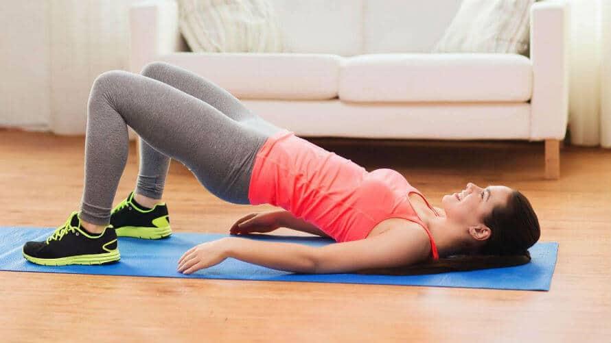 Vježbe za donji dio leđa