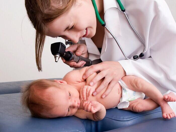 Prvi pregled kod pedijatra