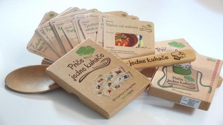 Priče jedne kuhače – jedinstveni recepti na karticama Marine Obradović