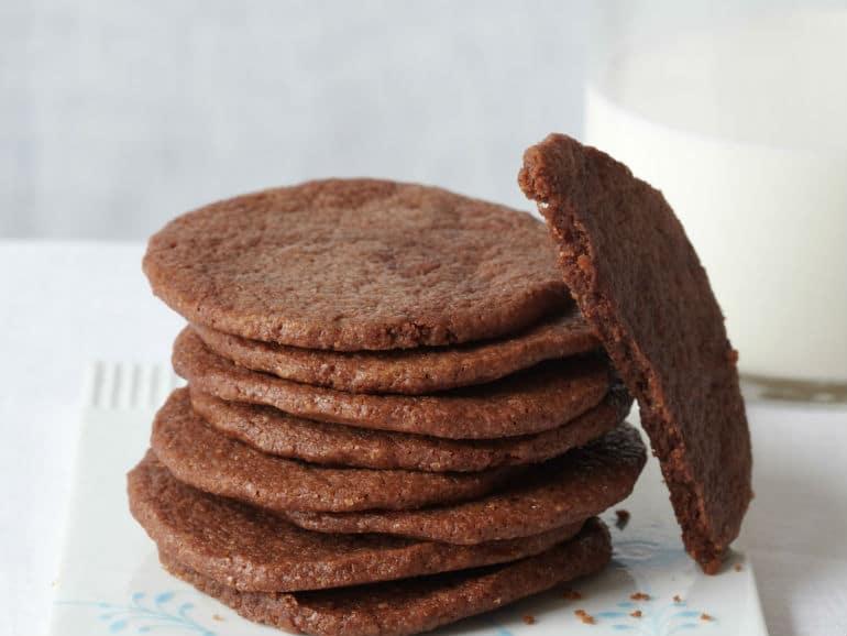 Čokoladni keksići - recept