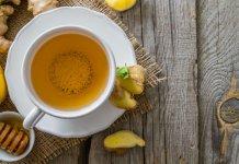 Đumbir, med i limun
