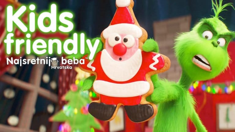 Osvrt na film: Grinch, animirana komedija, 86 + 4* min (KIDS FRIENDLY)