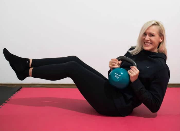 Valentina Sumpor, fitness instruktorica
