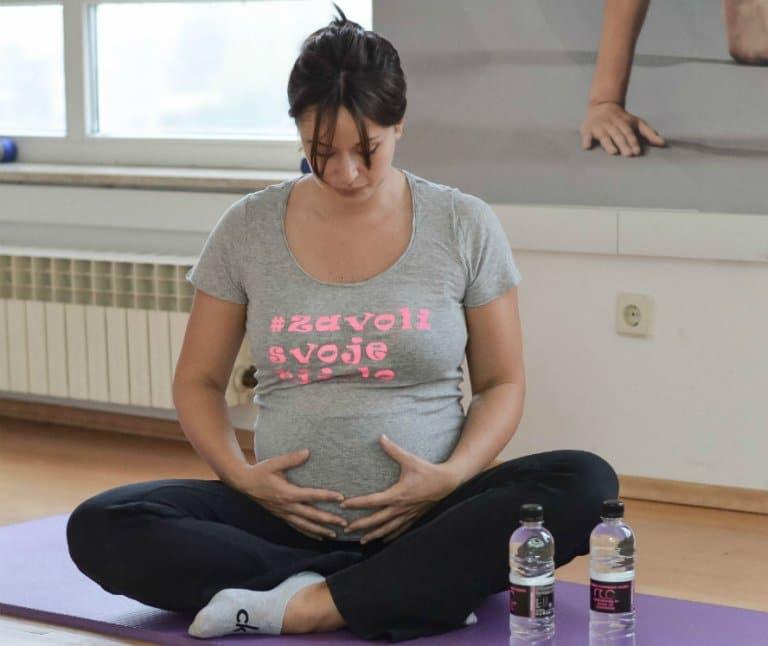 Vježbe za vratnu kralježnicu u trudnoći