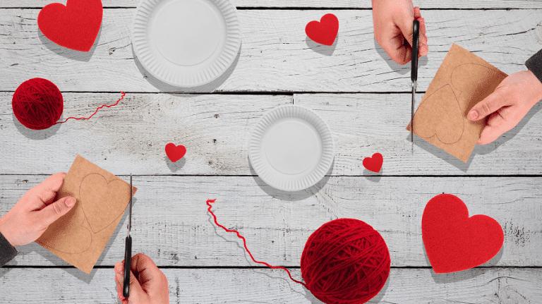 Kreativne ideje i aktivnosti za djecu – Valentinovo