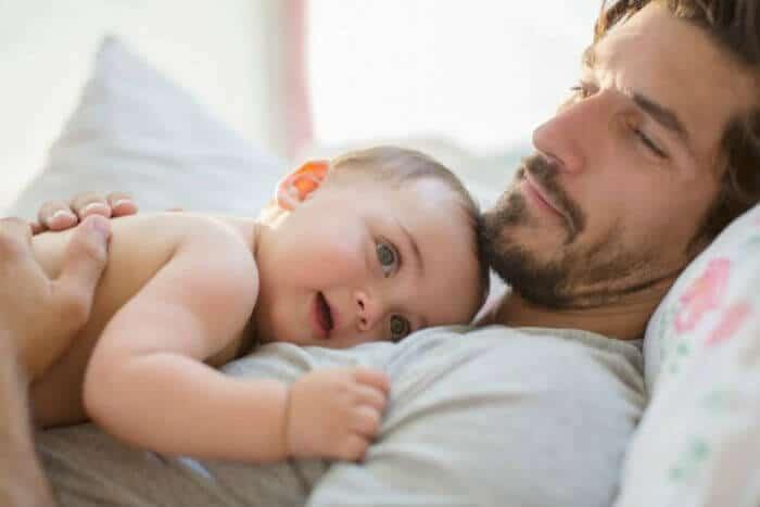 Važnost očeva za psihofizički razvoj djece
