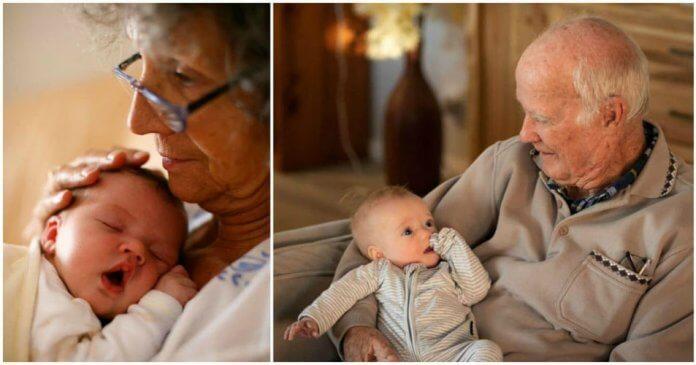 Važnost djedova i baka u odgoju djece
