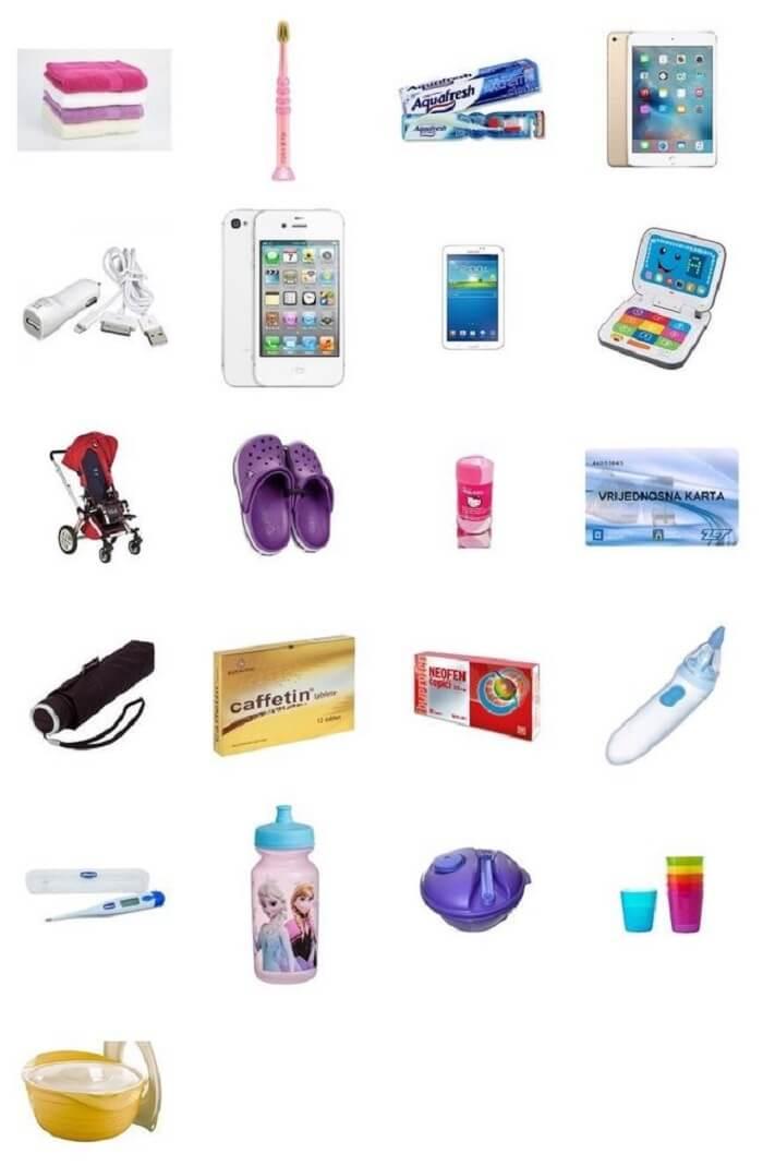 Odlazak na rehabilitacija s djetetom - što spakirati i korisne informacije o bolnicama