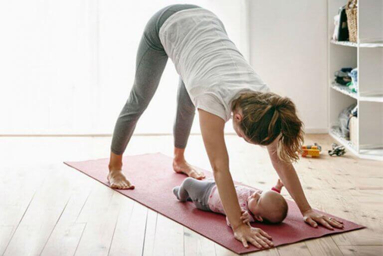 Vježbe za oporavak trbušnih mišića nakon trudnoće