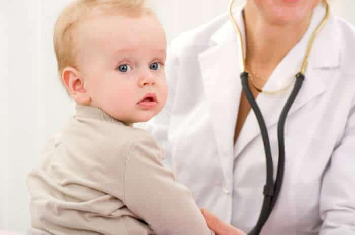 Fontanele - Kada posjetiti liječnika?