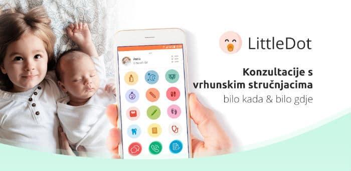 Aplikacije za bebe i djecu: LittleDot