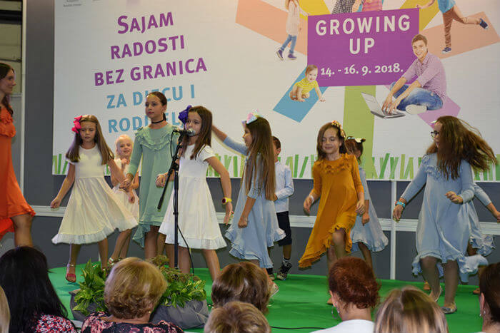 GROWING UP – sajam radosti bez granica za djecu i roditelje