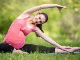 Vježbanje u trudnoći tijekom ljeta