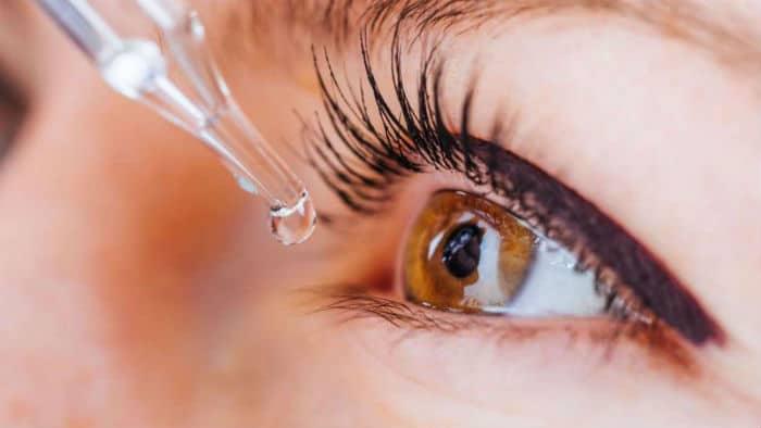 Fiziološka otopina za oči