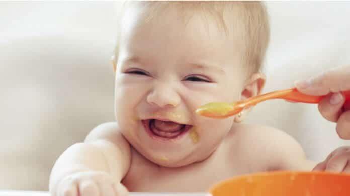Kašice za bebe: Recepti za zdrave kašice za bebe