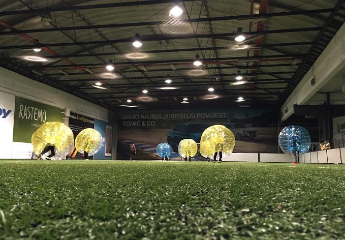 Nogomet u balonima