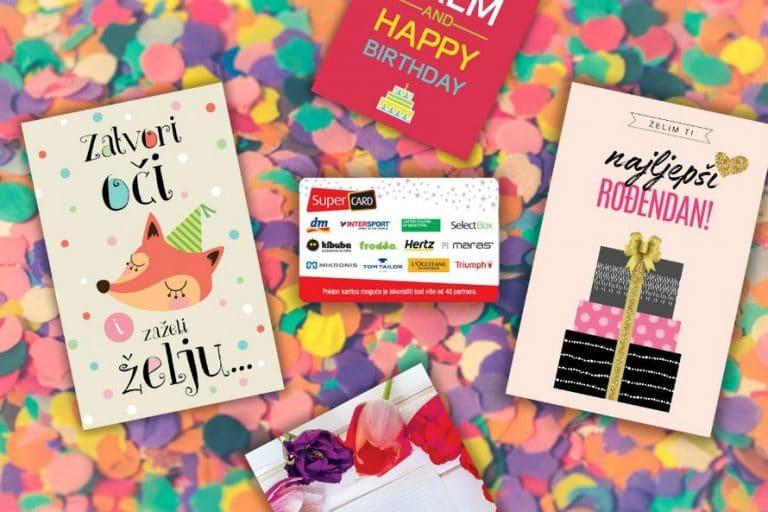 SuperCard poklon kartice – pokloni za sve generacije
